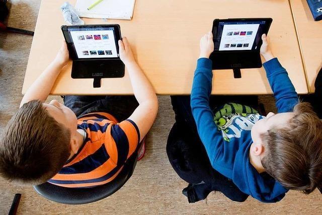 Wie hilft digitale Technik beim Lernen?