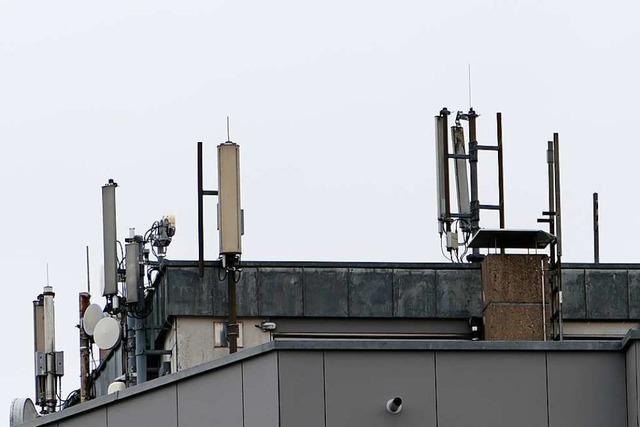 Vodafone-Kunden in Staufen kommen weiterhin kaum ins Handy-Netz