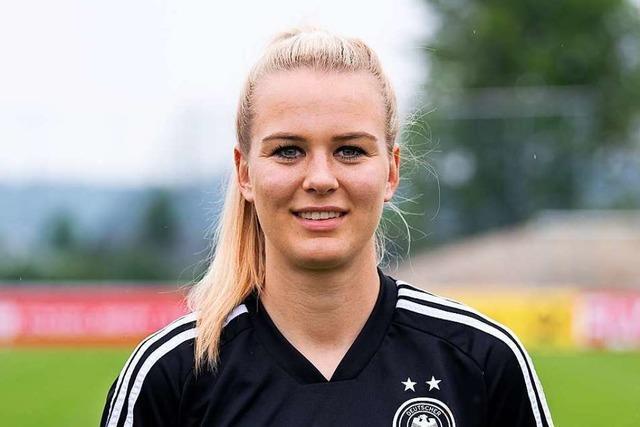 Merle Frohms und Klara Bühl vom SC Freiburg für den Algarve-Cup nominiert