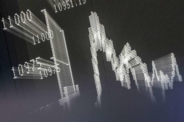 Coronavirus schickt Börsenkurse in Europa auf Talfahrt