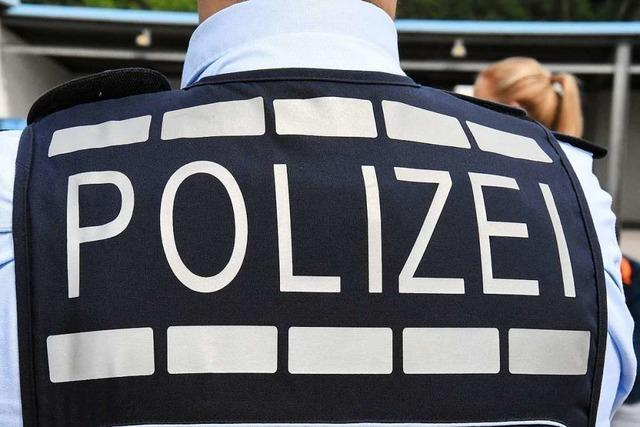Fahrradfahrer wird in Lörrach von drei Männern überfallen