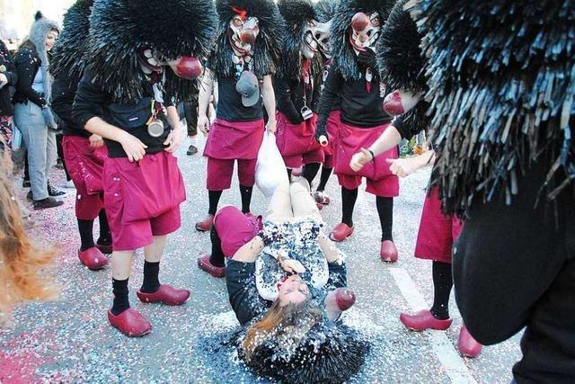 Fotos: Der Rosenmontagsumzug in Rümmingen