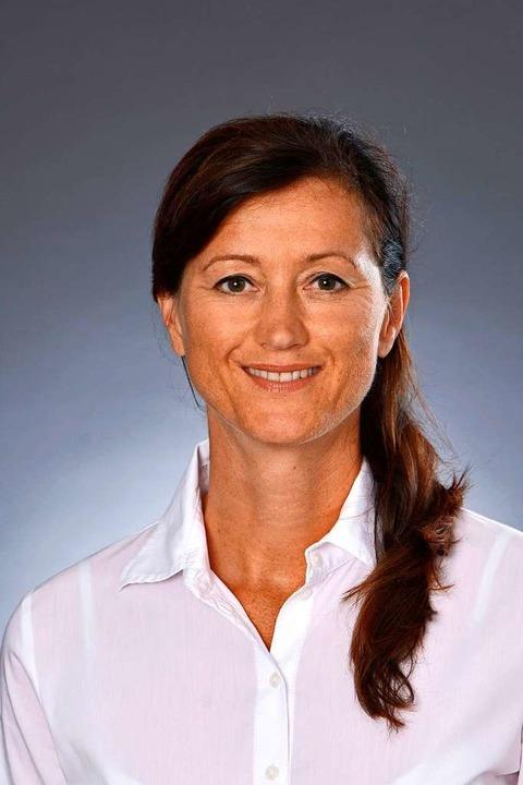Charlotte Haase wurde 2020 als erste F...hefärztin im Ortenau Klinikum ernannt.  | Foto: Iris Rothe