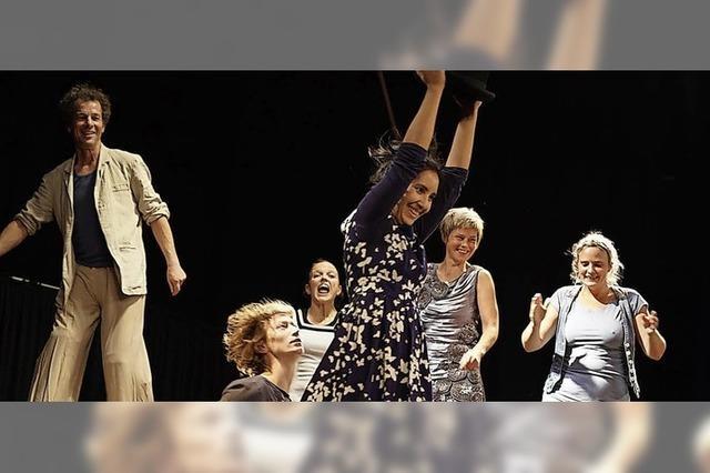 Absolventen der Theater- und Zirkuspädagogik präsentieren Abschlussstück
