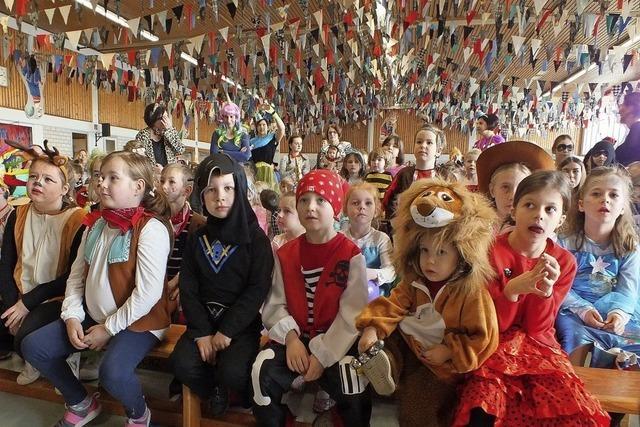 Kinderfasent in Grafenhausen