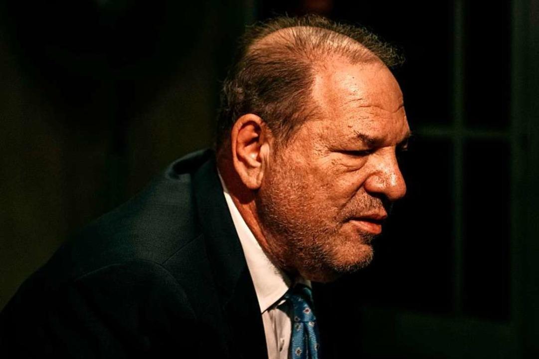 Harvey Weinstein    Foto: Scott Heins (AFP)