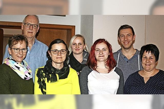 Gesangverein Holzen gründet Männerchor