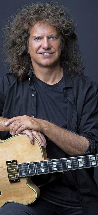 Pat Matheny   | Foto: Jimmy Katz