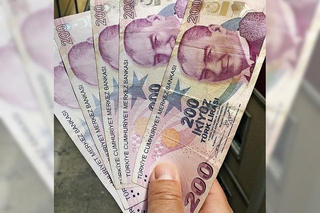 Wirtschaft in Türkei drohen Turbulenzen