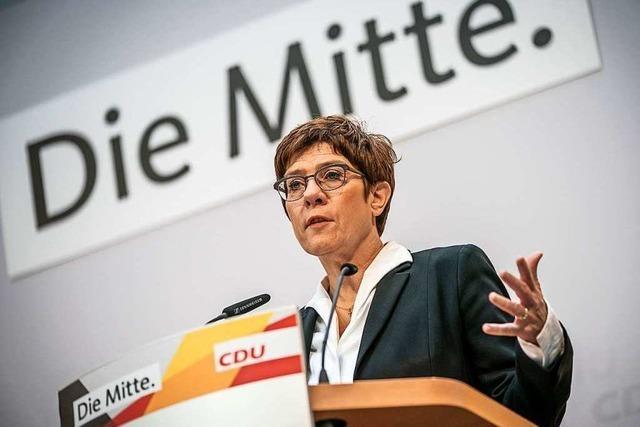 Nach der Hamburg-Wahl – die CDU muss Antworten auf wirklich wichtige Fragen finden