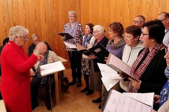 Gesangverein Eintracht Wittlingen braucht eine Vorsitzende und einen Kassierer