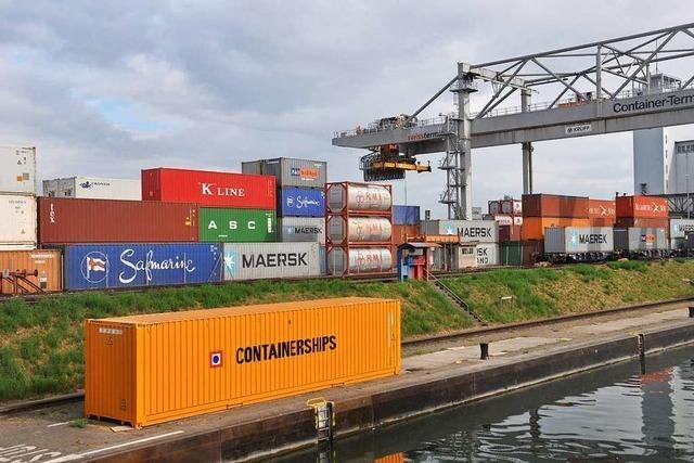 Auch auf deutscher Seite gibt es Vorbehalte gegen das dritte Hafenbecken