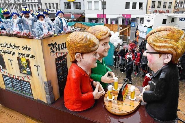 Warum die Kölner ganz anders Fasnacht feiern