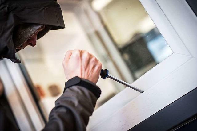 In ein Geschäft in Haagen wurde am Wochenende eingebrochen