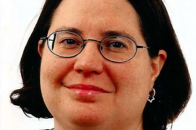 Marina Ertel will ebenfalls Bürgermeisterin in Kandern werden
