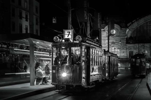 Zwei Museumslinien treffen sich an der Museumsnacht am SBB