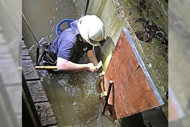 Angler hoffen auf neuen Kanal