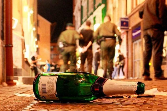 Polizei sieht Fasnacht-Störerlisten als Erfolg im Markgräflerland