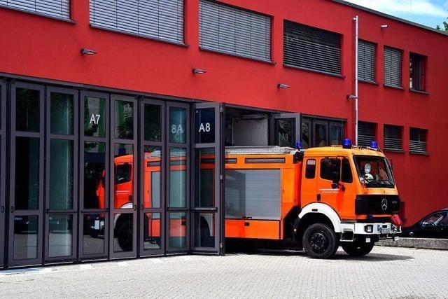 Freiburg könnte eine neue Feuerwache bekommen