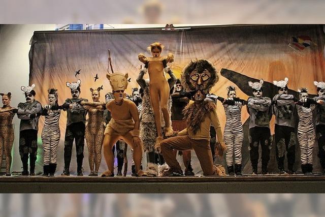 Sexauer Gruppe gewinnt Ballettfestival