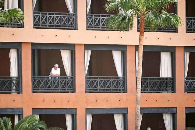Wie ein Emmendinger die Corona-Quarantäne auf Teneriffa erlebt