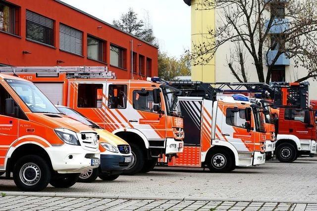 Eine zweite Feuerwache ist die sicherste Lösung für Freiburg