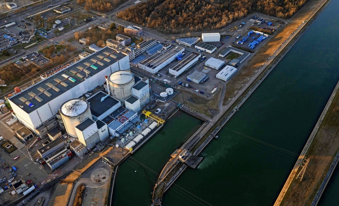 Was kommt danach, wenn am 30. Juni auch noch der zweite Reaktor vom Netz geht?    | Foto: SEBASTIEN BOZON (AFP)