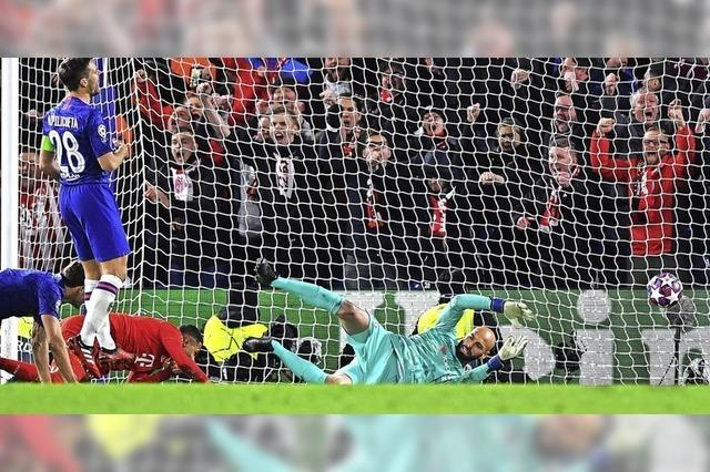 Die Bayern spielen und siegen souverän