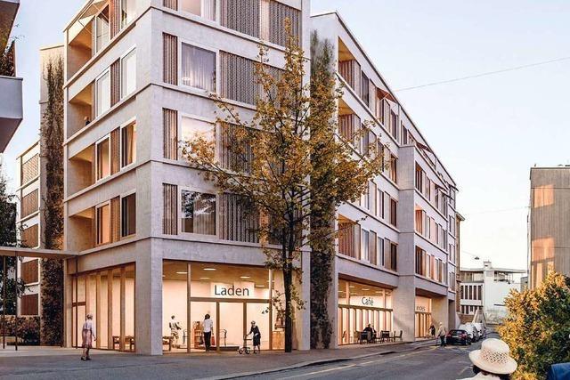 In Basel wird es einen Neubau für Sehbehinderte im Stadtzentrum geben