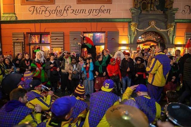 Narren ziehen positive Bilanz der Fasnet in Freiburg