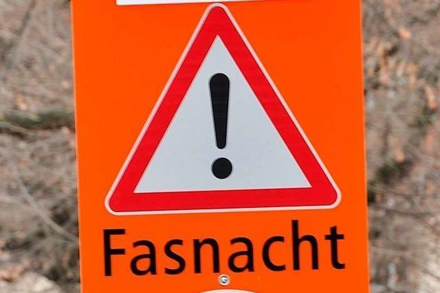 In Basel laufen die Großvorbereitungen für die Fasnacht