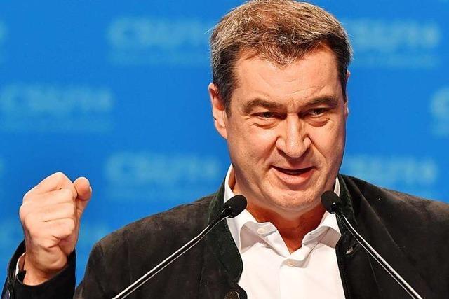 Liveblog: Politischer Aschermittwoch in Bayern