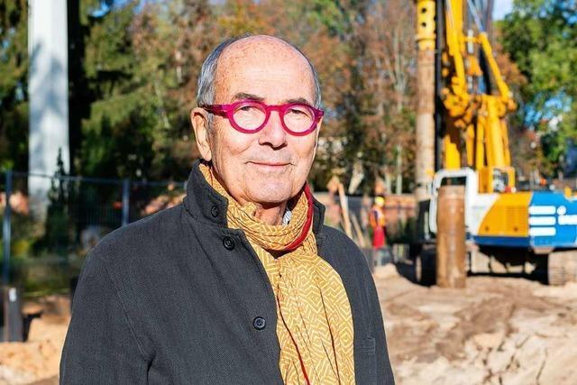 Hans Schöpflin erhält den Deutschen Stifterpreis