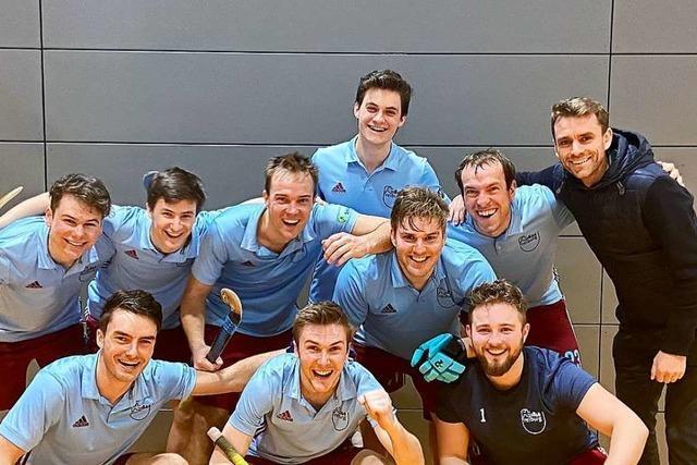 Freiburger Hockeyspieler kehren in die Oberliga zurück