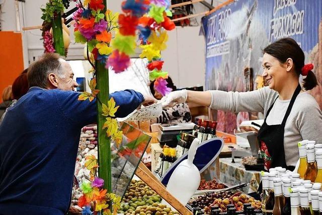 Im März findet die 37. Regio-Messe in Lörrach statt