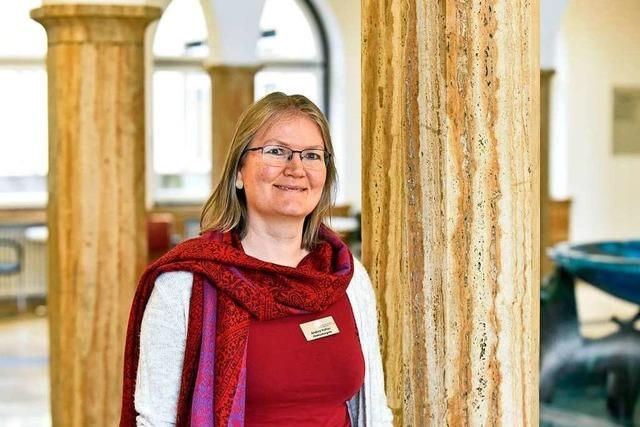 Andrea Kohler ist die neue Leiterin der katholischen Klinikseelsorge
