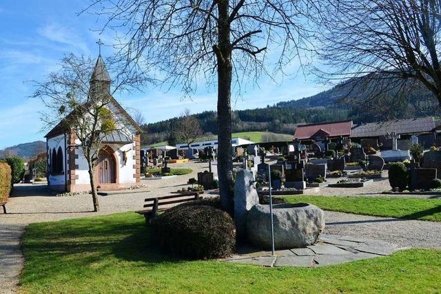 Neue Begräbnisformen in Niederwinden geplant