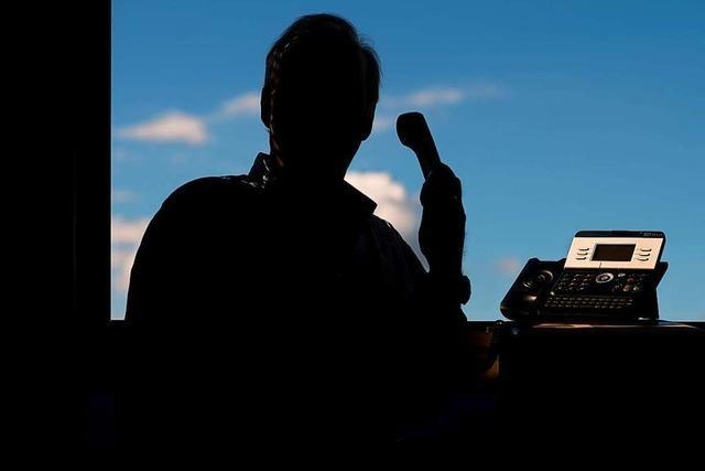 Betrüger versuchen in fast ganz Südbaden, am Telefon Geld zu erbeuten