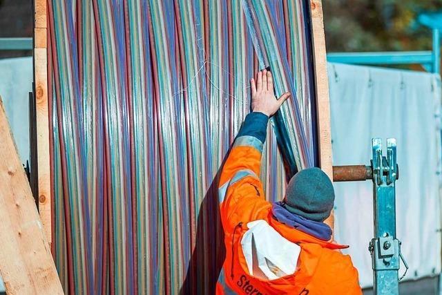 Gemeinderat Kirchzarten beschäftigt sich mit Breitbandausbau