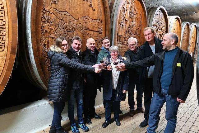 Weingenuss mit romantischem Flair bei der Oberrotweiler Rotweinnacht