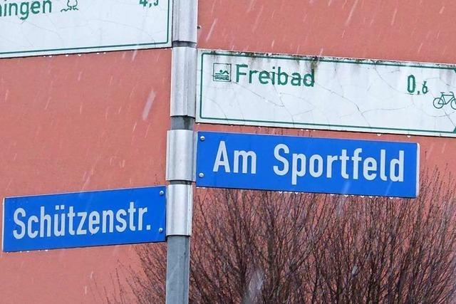 Emmendingens neue Fahrradstraße