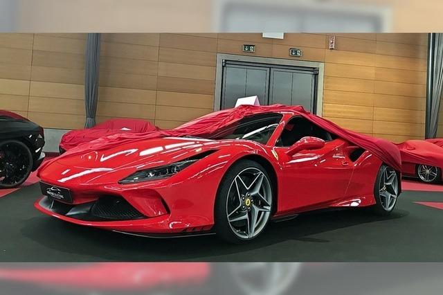 Die 35. Automobil-Messe beginnt am Freitag