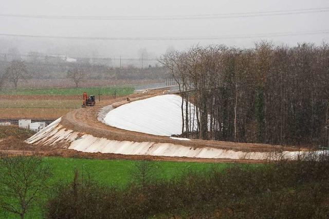 Vollsperrung der Fischerpfadbrücke in Auggen ist unumgänglich