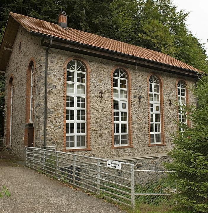 Das Kraftwerk Hottingen liegt im Außenbereich des Energiemuseums  | Foto: Energiemuseum