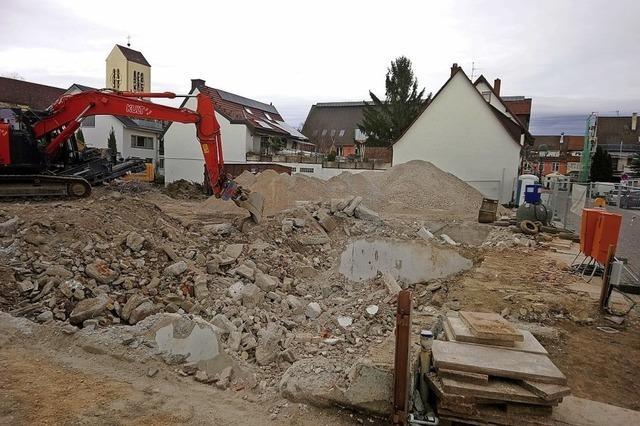 Klostergarten soll neuen Platz erhalten