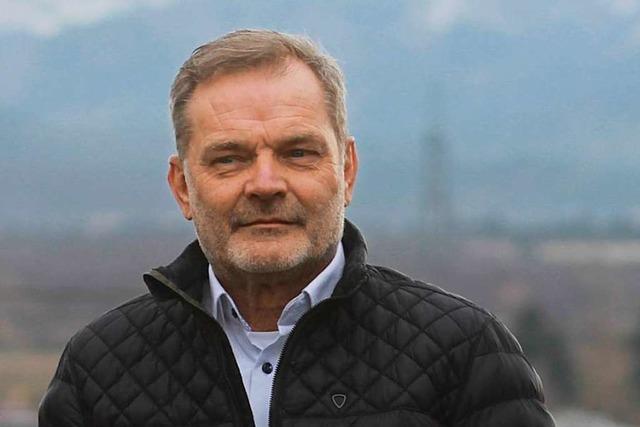 Emmendingens Revierleiter Hans-Joachim Meyer geht in Pension