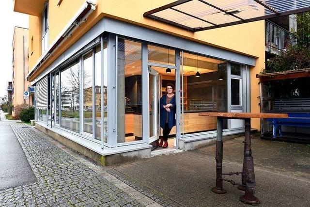 Quartiersladen eröffnet neues Backwarengeschäft in Vauban