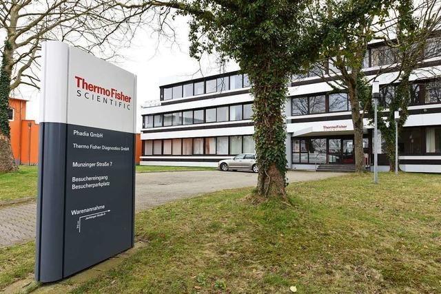 Coronavirus-Verdacht in Freiburg: Biotech-Unternehmen auf der Haid geschlossen