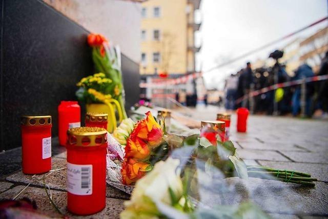 Hanau-Anschlag: Polizei stürmte Wohnung 5 Stunden nach erstem Schuss
