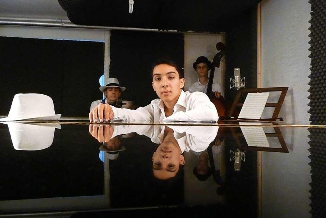 "Das ""Julian Möhring Trio"" 2009  | Foto: Promo"